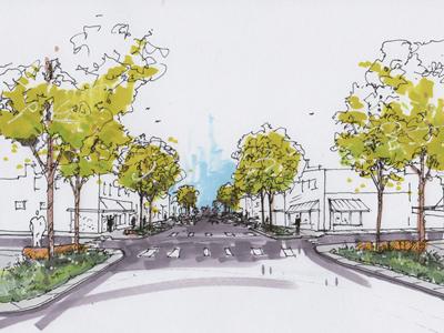 Places & Spaces: Scottsbluff Downtown Masterplan