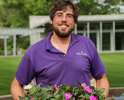 Guy Behind the Garden: Pat Reilly