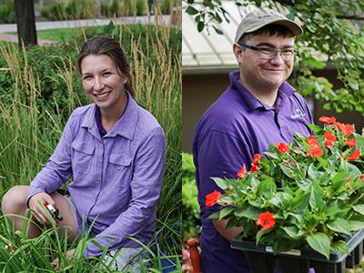 Becoming a Purple Polo: Lindsey & Nick