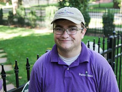 Guy Behind the Garden: Nick Adams