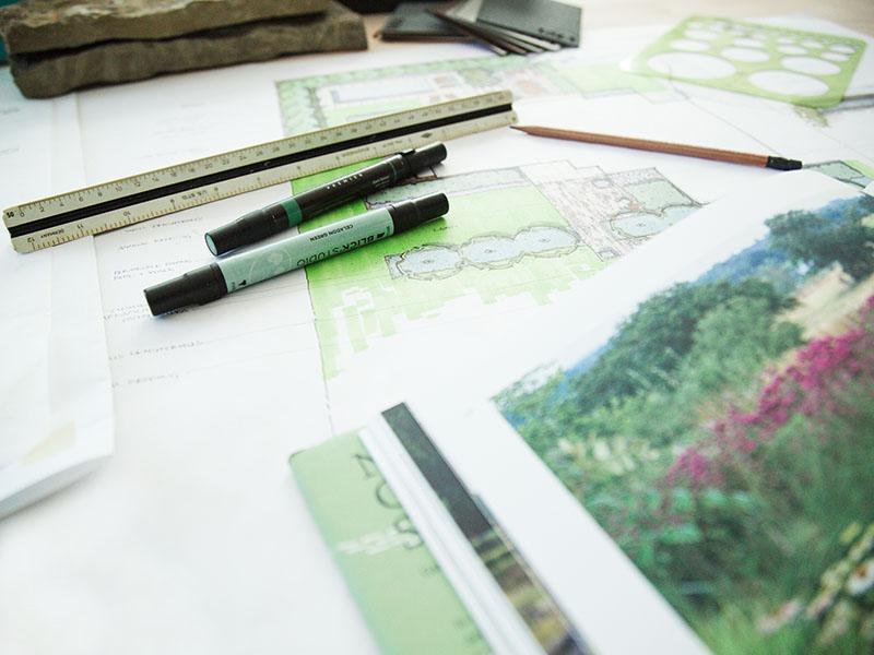 Garden Design-Build